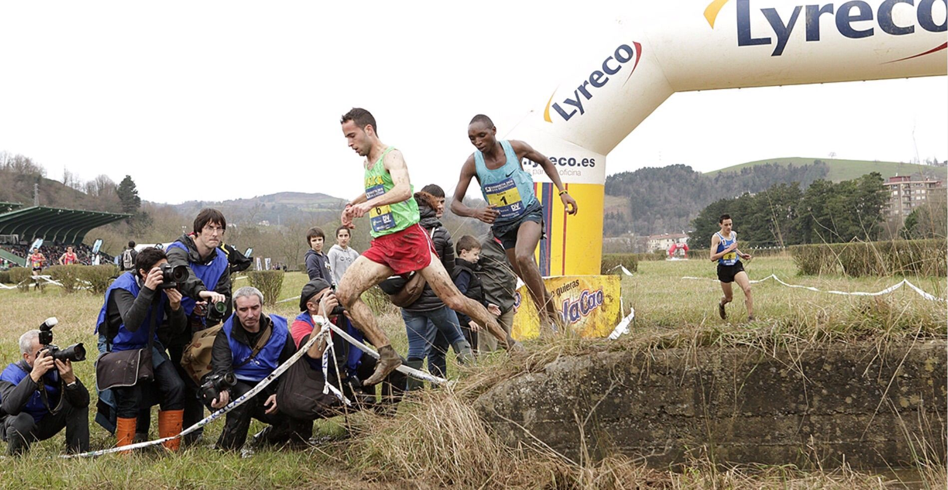 Foto: Cross Internacional de Lasarte
