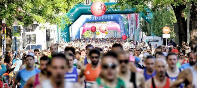 Maratón Vitoria Martín Fiz