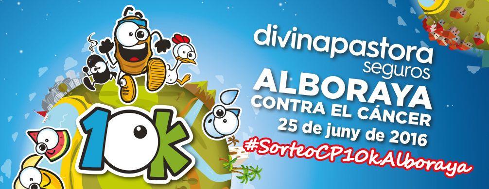 Participa en nuestro concurso y gana dorsales para 10K Alboraya