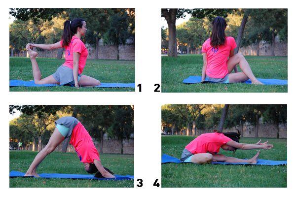 Yoga Y Running Dos Actividades Que Se Complementan