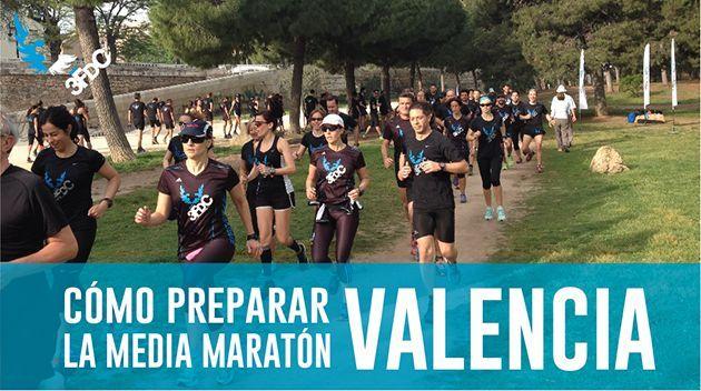 Prepara la Media Maratón con Marta Fernández