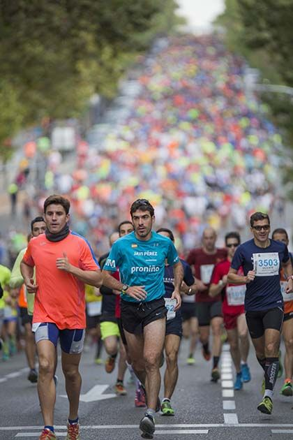 5.000 corredores toman la salida de la XXXVI CARRERA DE LA CIENCIA - 16/10/2016