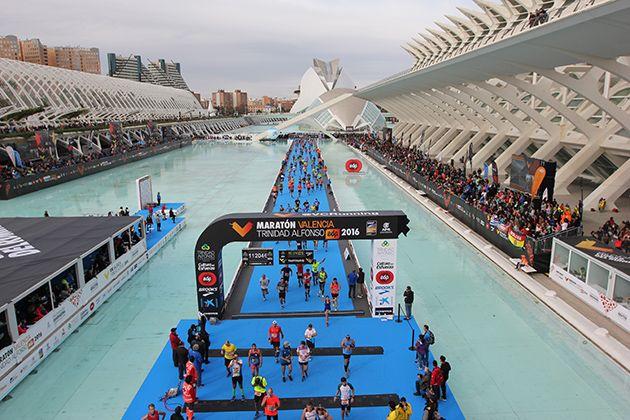 El Maratón más rápido a nivel nacional en categoría femenina