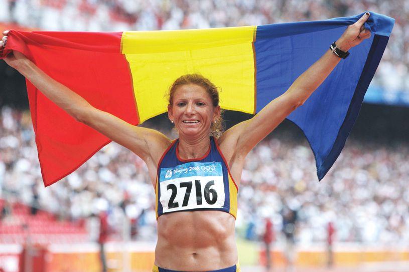 Constantina Dita-Tomescu hizo historia en los Juegos Olímpicos de 2008