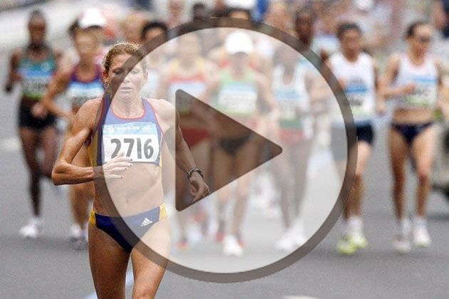 Video Athletics - Women´s Marathon - Beijing 2008 Summer Olympic Games