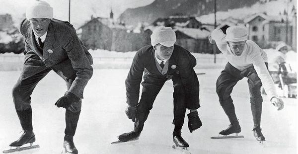 Chamonix inicia los Juegos Olímpicos de Invierno