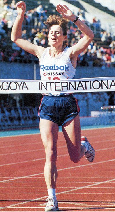 Wanda Panfil, una vida forjada en el maratón