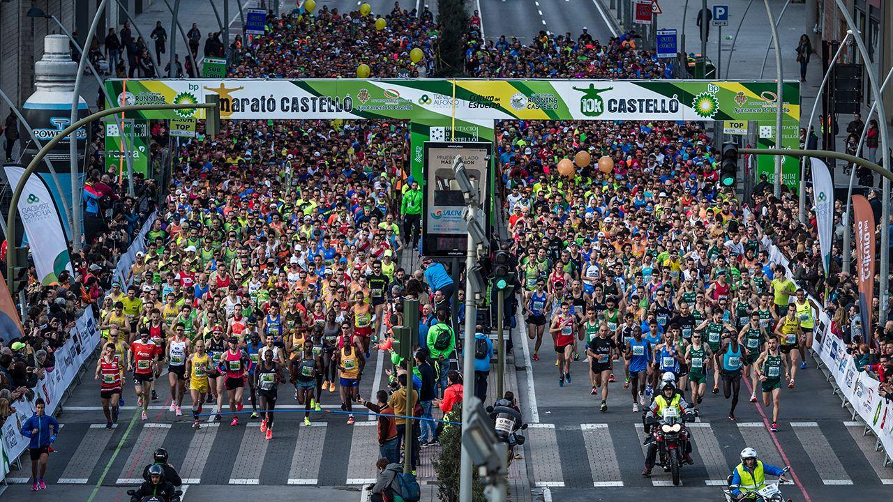 Pablo Villalobos y Clara Simal, nuevos campeones de España de Maratón