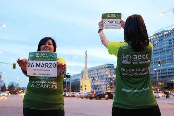 Toñi y Cristina volverán a participar  juntas en la Carrera Contra el Cáncer  (FOTO: Samanta Chocrón)