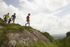 Las vistas, lo mejor del trail running