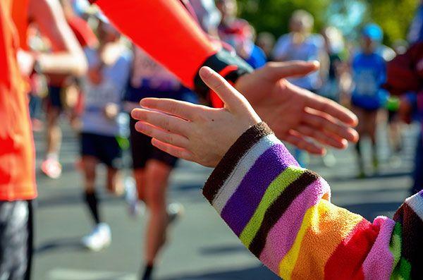 Nada te va a parar. ¡Disfruta de tu maratón!