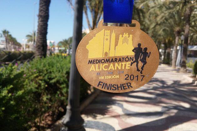 Sol Calor Y Buen Ambiente En La Viii Media Maratón De Alicante
