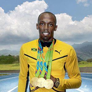 Foto: Facebook oficial de Usain Bolt