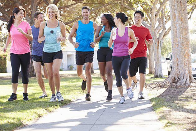 ¿Eres más de correr con gente o en solitario?