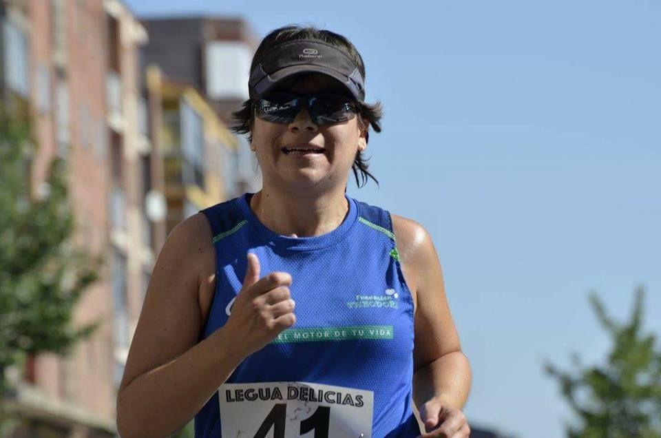 Susana Cepa, corredora incansable del Equipo Eurotaller-Theodora