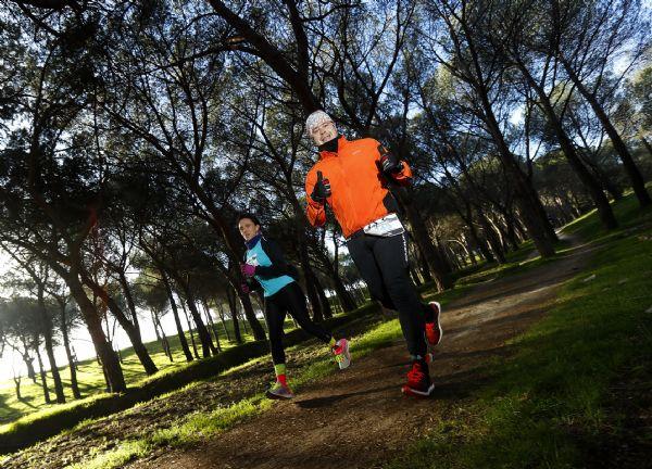 A los corredores no nos cuesta tanto madrugar si es para entrenar o para ir a una carrera