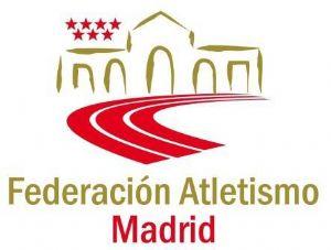 Logo de la Federación de Atletismo de Madrid