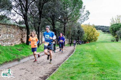 El trail Caser C4 recorre el Club de Campo de Madrid y zonas de la Casa de Campo