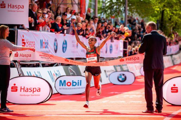 HochZwei / Haspa Marathon Hamburg