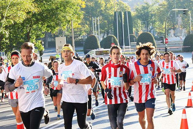Sanitas Marca Runnig Series Madrid