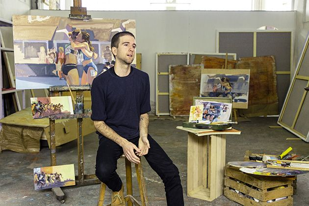 Carles Belda - Pintor