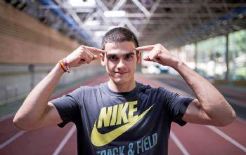 Bruno Hortelano es uno de los últimos grandes atletas españoles