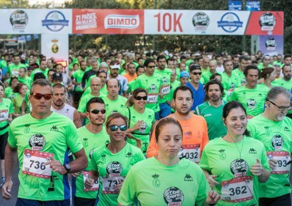 Imagen de la Bimbo Global Energy Race 217 en Madrid