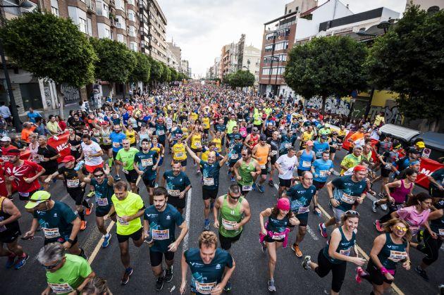 Medio Maratón Valencia Trinidad Alfonso