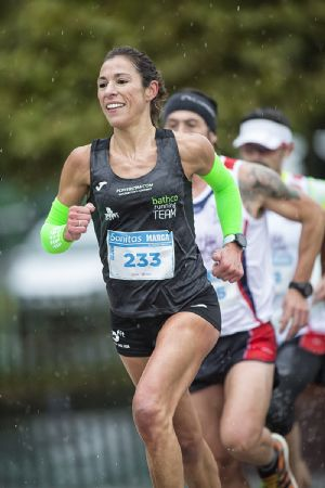 Susana Celorio ganadora de 10K
