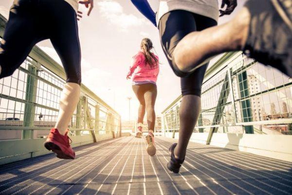 Encuesta sobre running y solidaridad