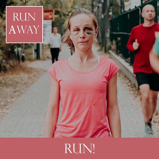 ¡Corre!