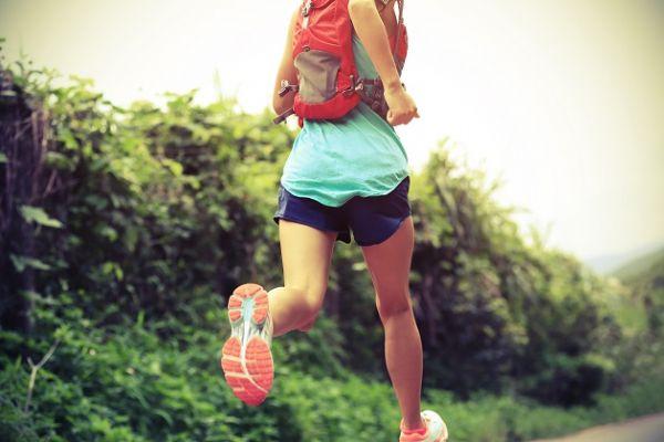 Correr, lo mejor del día