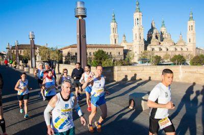 Maratón de Zaragoza 2018