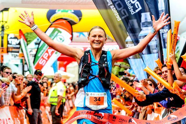 Hay que intentar que los demás corredores nos inspiren, no que nos desmotivemos al compararnos con ellos.