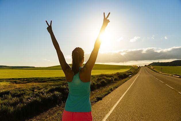 ¿Vas a poder darlo todo en un entrenamiento de maratón?