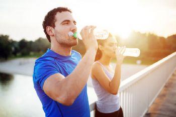 La hidratación, importantísima