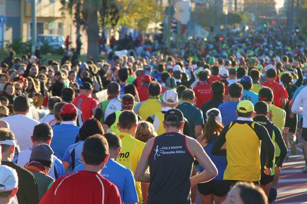 Carreras De Obstaculos Calendario 2020.Apertura De Inscripciones Al Sorteo Del Maraton De Tokio