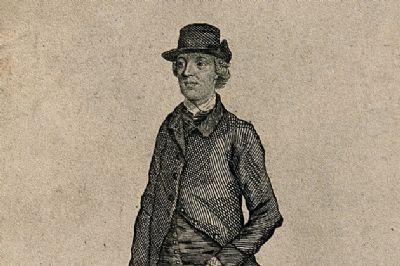 Foster Powell, pionero del pedestrianismo
