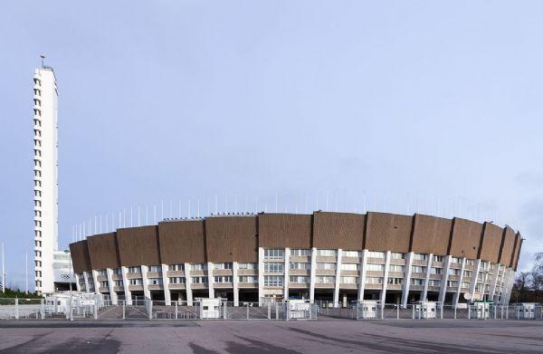 El Estadio Olímpico de Helsinki, donde se disputó el Campeonato de Europa de 1994