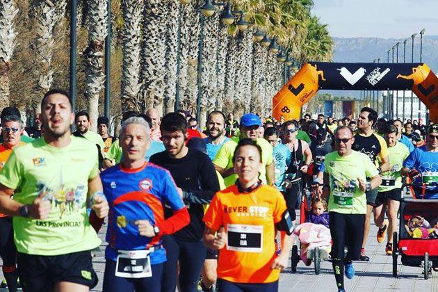 Imagen obtenida del Facebook de Valencia Ciudad del Running