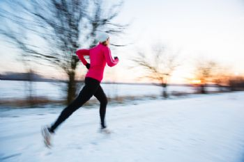 Hay que buscar una motivación especial para salir a correr en los días más duros del año