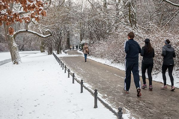 En los meses más fríos y desapacibles cuesta salir a correr