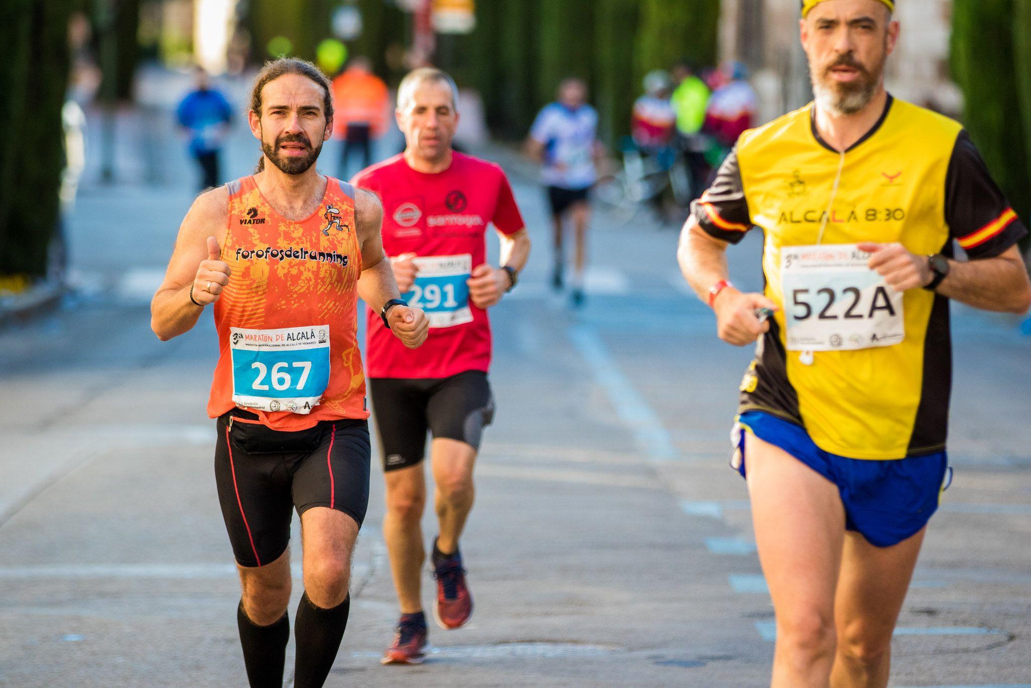 Los corredores debemos guardar un respeto a los demás en una carrera