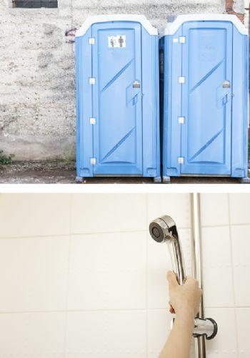 Normas de higiene durante una carrera popular