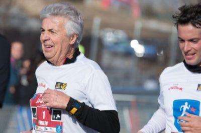 Emilio de Villota, corriendo en el circuito del Jarama