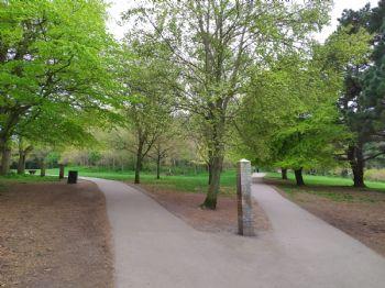 Kiliney Hill Park, a las afueras de Dublín