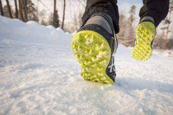El placer de correr en Navidad