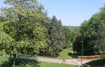 Parque Stromovka de Praga