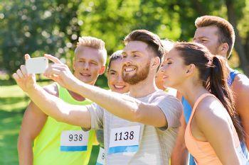 Las redes sociales pueden resultar útiles para los corredores