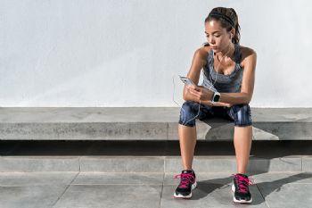 Las redes ayudan a contactar con otros corredores y conocer carreras